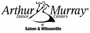 Arthur Murray Dance Centers of Salem and Wilsonville Logo