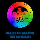 Office of Mayor Ted Wheeler Logo
