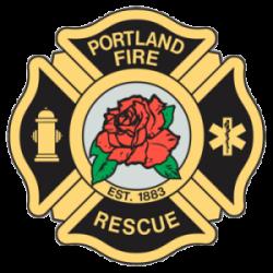 Portland Fire and Rescue Logo